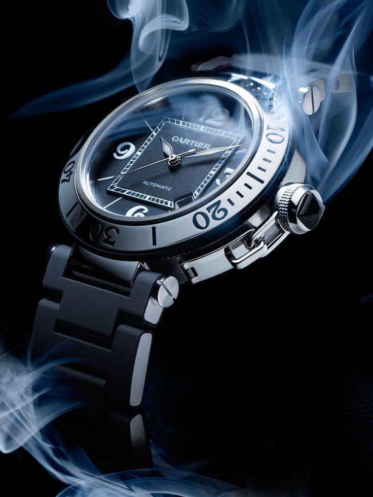 Рекламная картинка часов