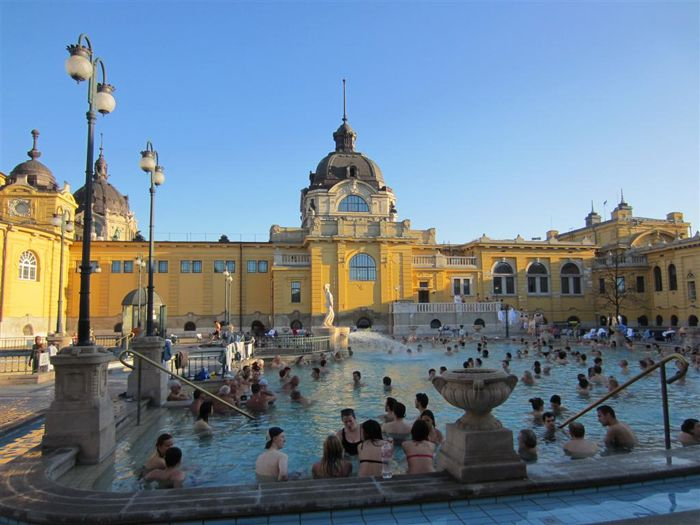 Széchenyi Bath; photo: Sami Barbouchi