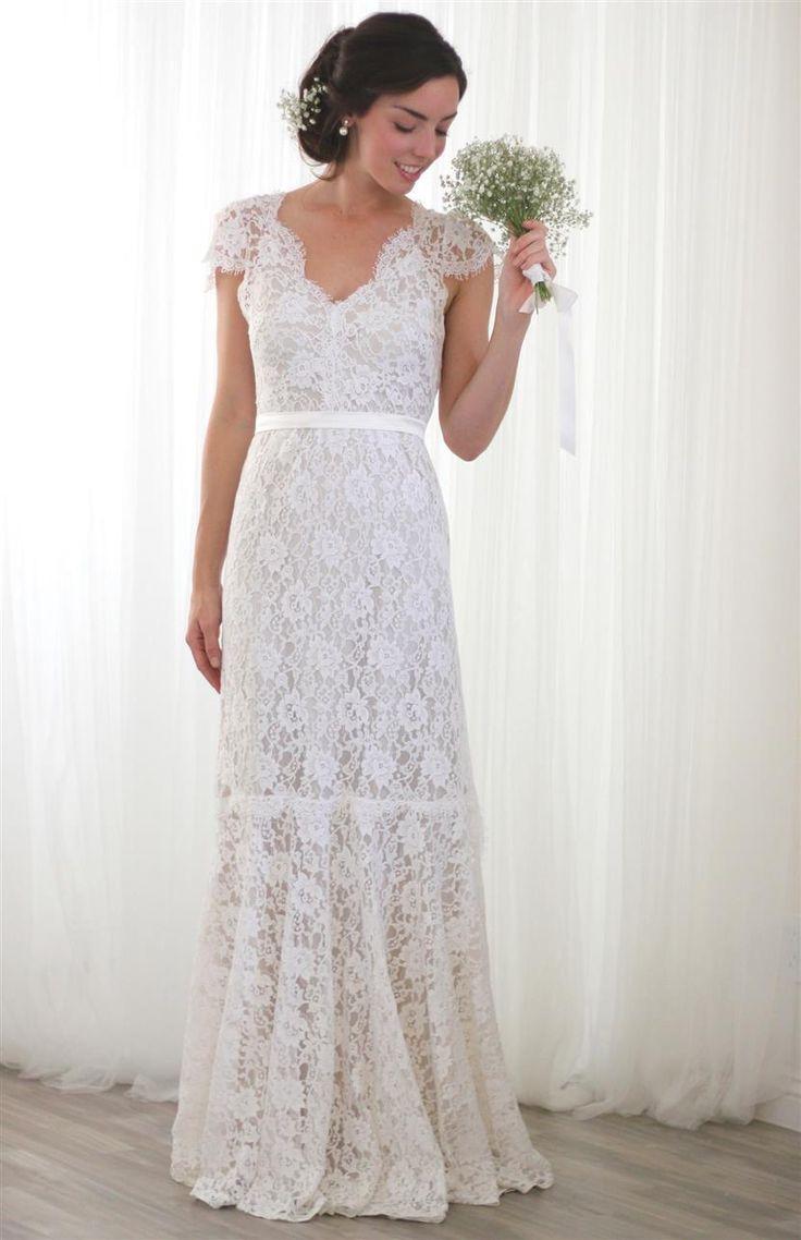 Best 10 nontraditional wedding dresses ideas on pinterest elegant vintage wedding dresses from rose delilah ombrellifo Images