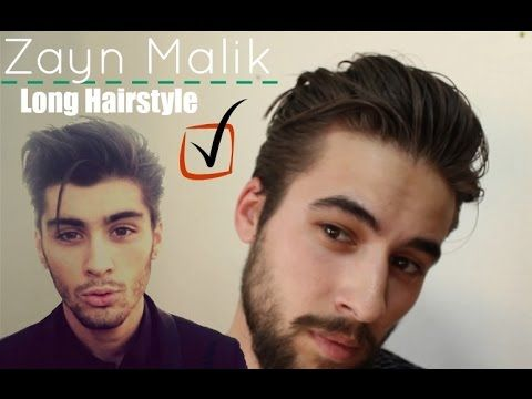 Zayn Malik Long Hairstyle   Best Mens Hair 2015   My Current Hairstyle