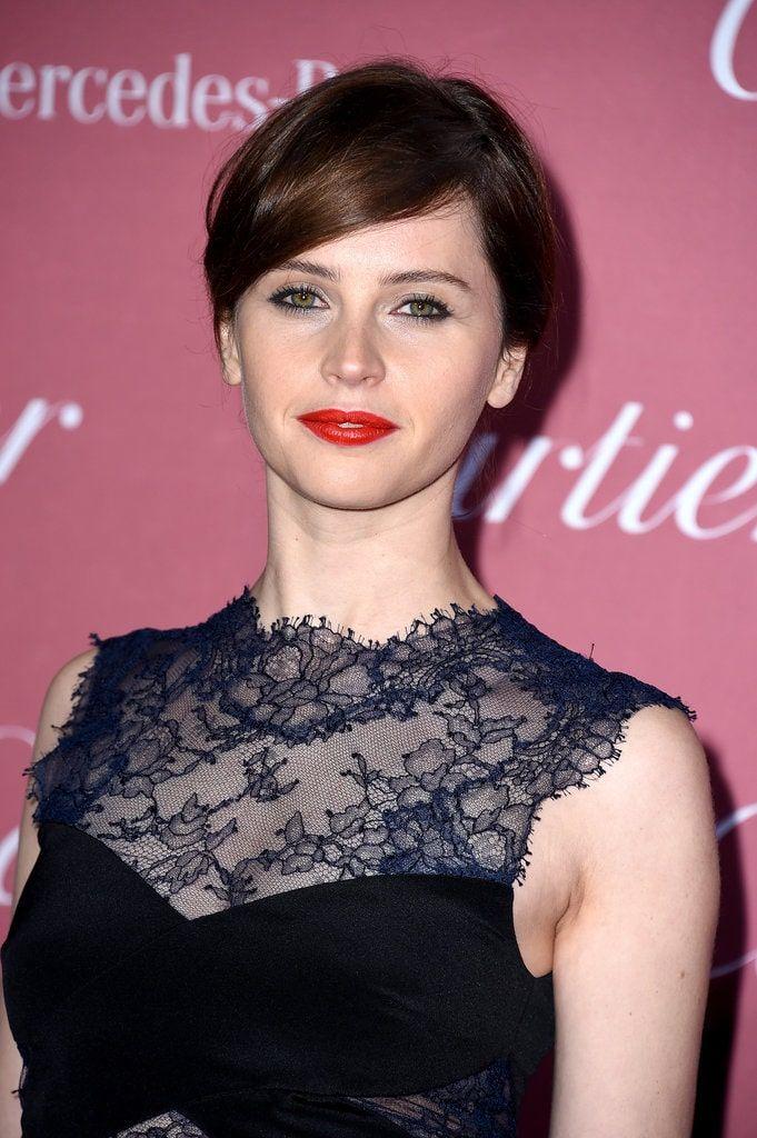felicity jones hot lips Felicity jones, Felicity rose