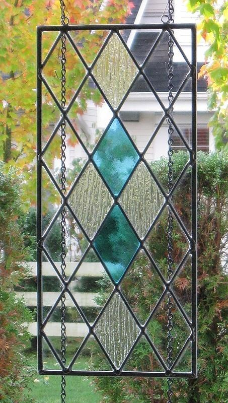 Orca Glass Stained Glass Window Panel 3125.jpg