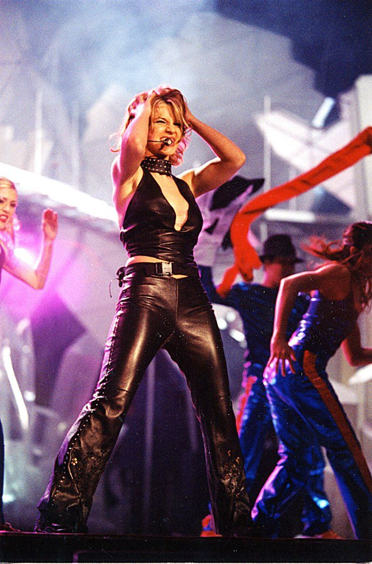 Pin for Later: 80 Pictures of Britney Spears That Are Straight Out of a Time Capsule September 1999