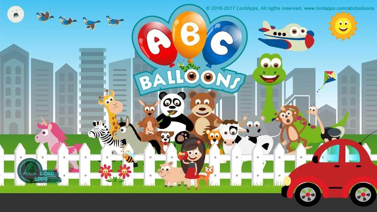 The Learning Alphabet is filled with ABC Balloons in one of the most creative and effective abc learning games. It enables kids to learn abc and various words in the fun and interesting way. These types of educational games are known to be one of best abc games ever. It's indeed an educational, fun and easy-to-use game for your children to learn the recognition and phonetic sounds of alphabet letters in multiple languages.