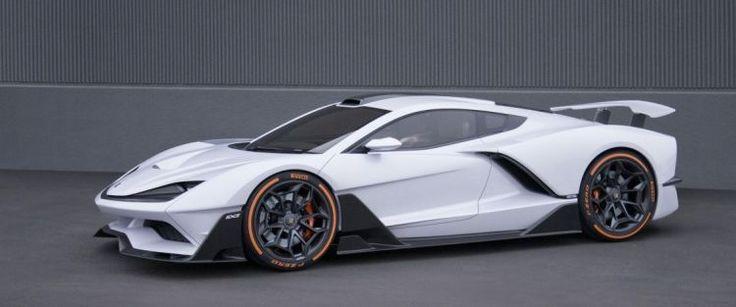Aria FXE - A Hybrid Super Car With 1,150 Horses