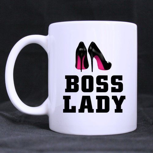 Best Woman Mug - Best Cool Boss Lady Custom Photo Mugs >>> Startling review available here  : Cat mug