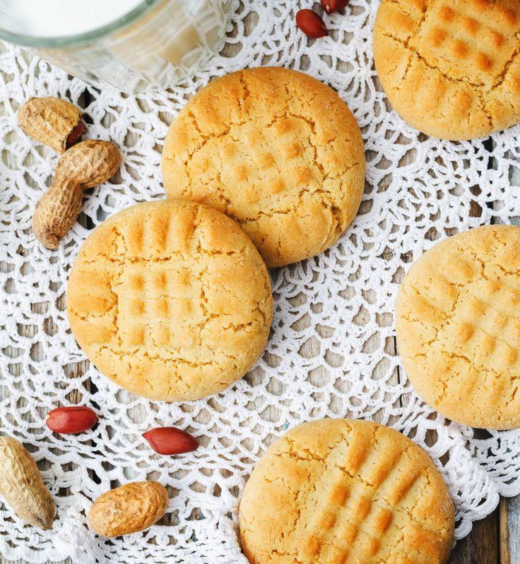 Bezglutenowe ciasteczka z trzech składników, fot. Fotolia