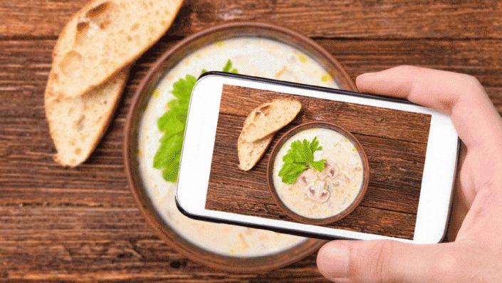 La gastronomía, un nuevo negocio mobile