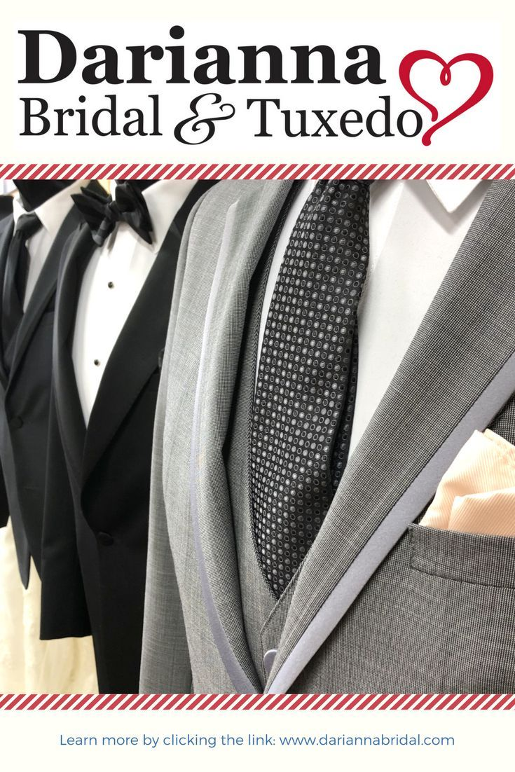 Welcome to Tuxedo Tuesday! Are you ready for your black tie affair for this holiday season? Let us show you how to be the star of the crowd in one of our 100+ tuxedos available for rent. Text us at 215-491-8500 with any questions. #TuxedoTuesday
