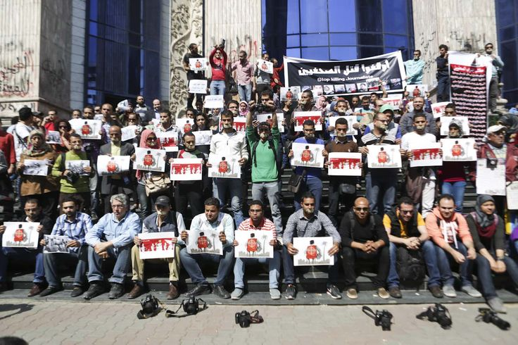 RSF criticizes takeover of Egyptian media outlets by pro-state businessmen  The Paris-based Reporters Without Borders (RSF) has condemned the increasing acquisition of Egypt's media outlets by businessmen close to the government and intelligence services in a report issued on Tuesday, following the takeover of the privately owned Al-Hayat channel.RSF referred to a numbe