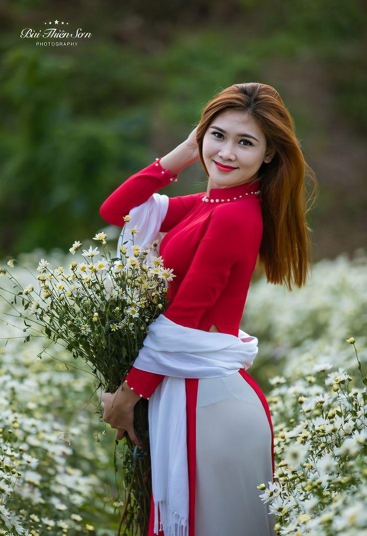 Pin on Áo dài - Vẻ đẹp người con gái Việt!!!
