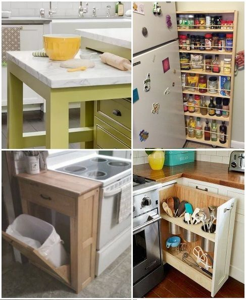 smart kitchen hacks and ideas