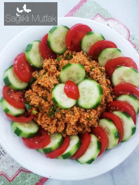Kısır – Sağlıklı Mutfak