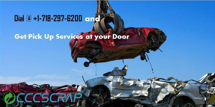 Sell your car for cash, CCCScrap is offering the best deal for your Scrap Car contact us grab the most lucrative deals offered by us.  Just give us a call @ +1-718-297-6200 or write us at info@cccscrap.com and Get a Quote  #VehicleScrapYardNewYork #CarScrapYardNewYork