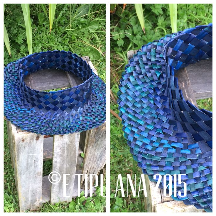 #etipuana_potae Hand woven by julz and em @ E Tipu Ana out of New Zealand harakeke (flax)