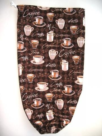 Coffee Plastic Bag Holder by mimiandcolette for $5.50