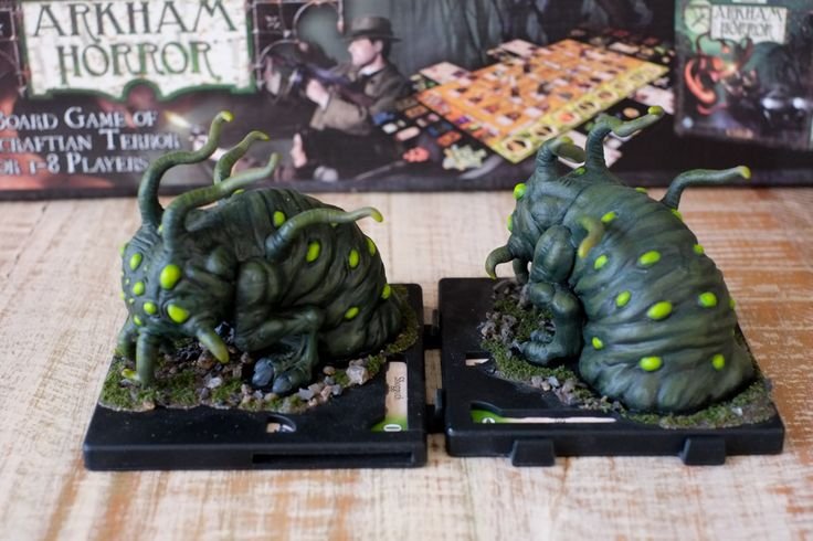 Painted Mansions of Madness miniatures - Album on Imgur