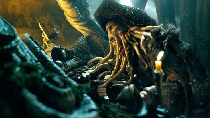 Fluch Der Karibik 6 Davy Jones