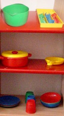 Les coins jeux, tout un article sur le coin cuisine