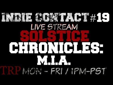 Solstice Chronicles: MIA - LIVE STREAM - SNEAK PEEK - Twin Stick Mayhem!...