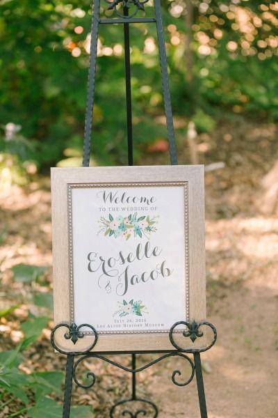 romantic and rustic garden wedding - Rustic Garden 2015