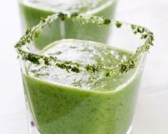 Soupe froide de courgettes (facile, rapide) - Une recette CuisineAZ