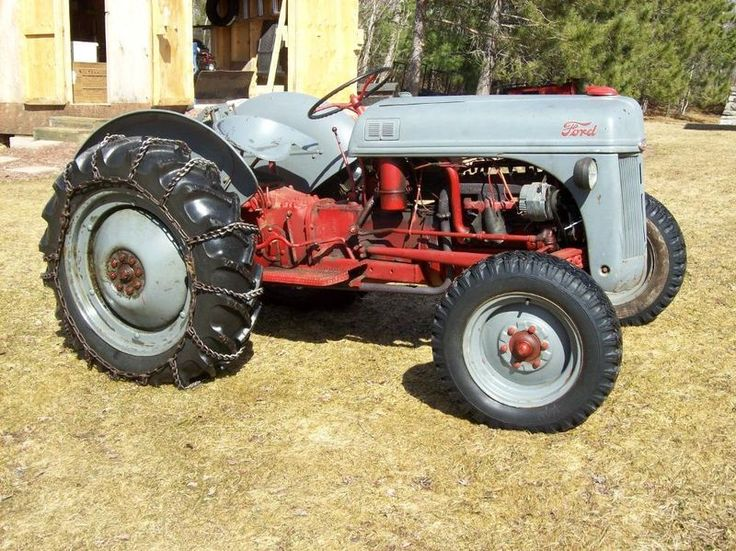 Ford 8n Tractor Attachments : Best images about all kinds of tractor on pinterest