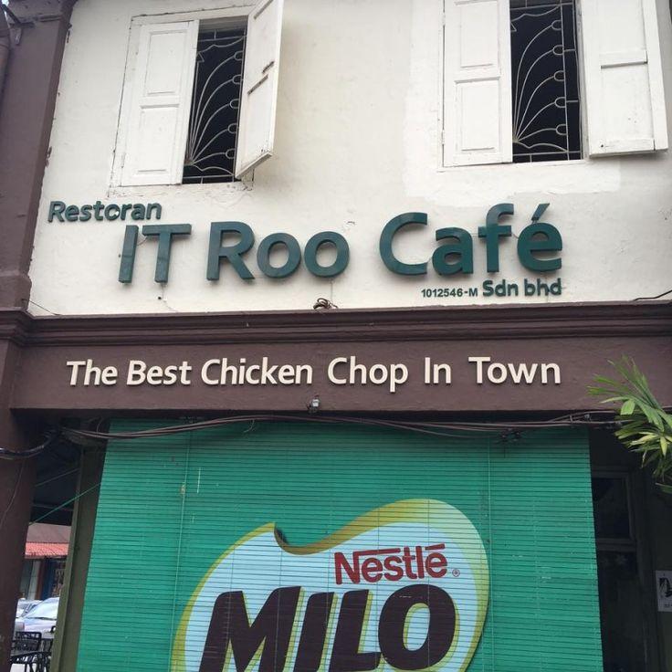 IT Roo Cafe Johor Bahru Malaysia
