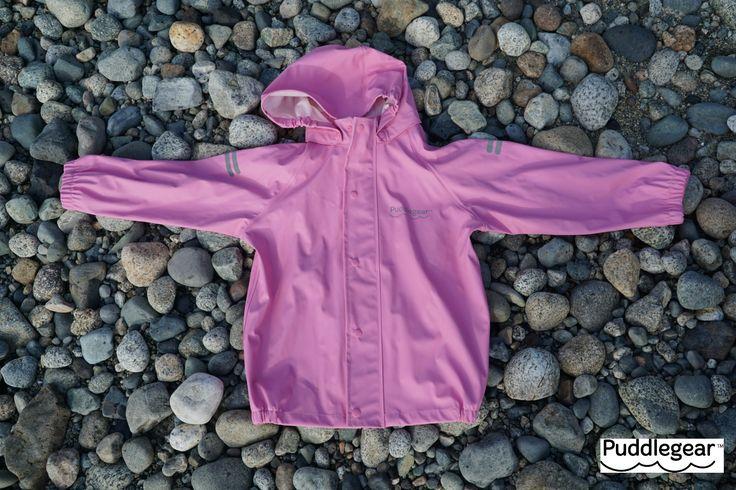 Puddlegear Rain Jacket in Pink