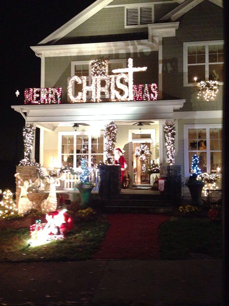 Christmas Decorations Charlotte Nc