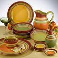southwestern designs for home decorating | Southwest Dinnerware by Certified International Dinnerware