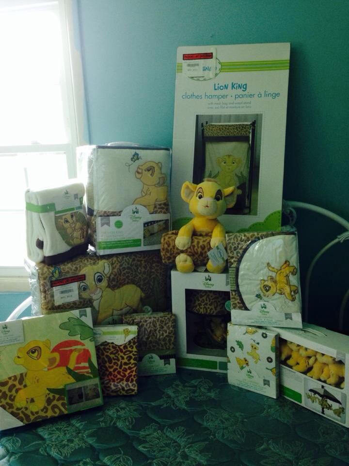 102 Best Images About Lion King Baby Room On Pinterest
