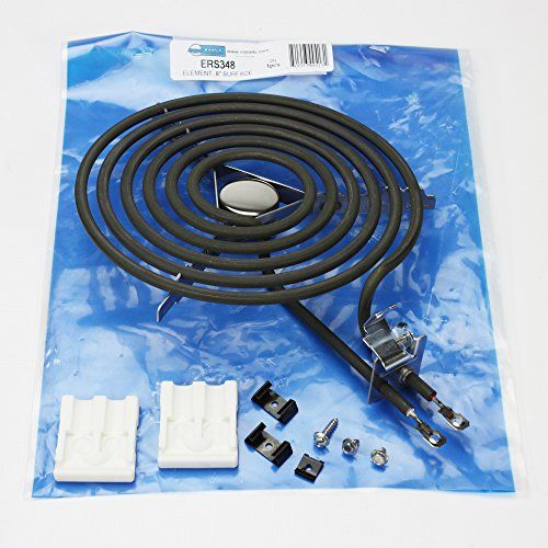 Replacement Top Surface Burner, 8″, for General Electric, Hotpoint, WB30X348