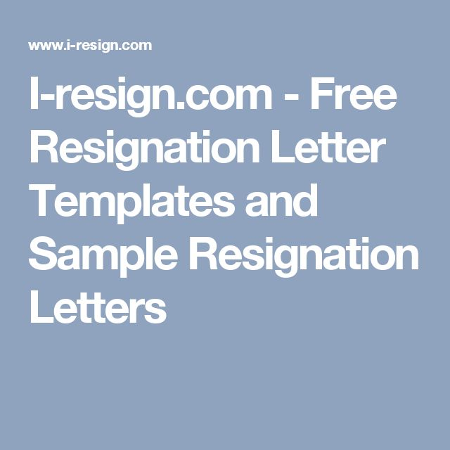 Best 25+ Resignation letter uk ideas on Pinterest Funny - free resignation letter