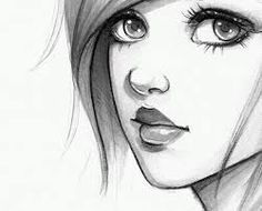 Resultado de imagen para imagenes de mujeres para dibujar a lapiz