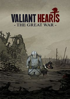 Review: Valiant Hearts: The Great War  http://www.powergamer.ch/2014/06/24/valiant-hearts-the-great-war-2/
