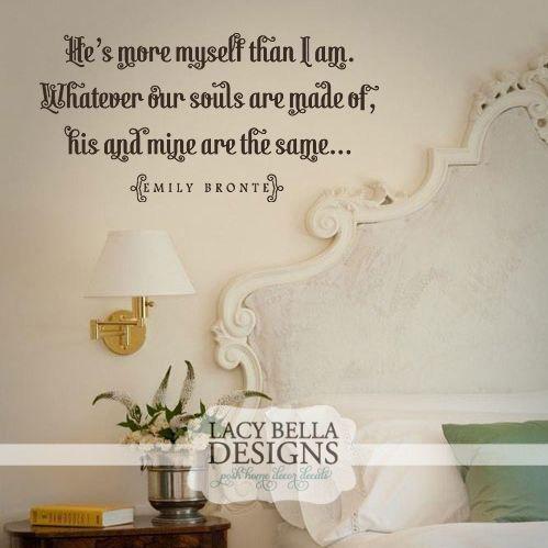 Best Master Bedroom Images On Pinterest Master Bedrooms - Wall decals quotes for master bedroom