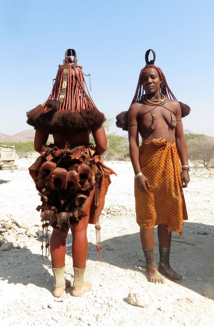 Himba,Marblecamp,Namibia