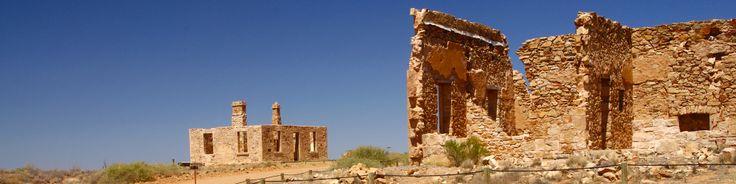 Farina Ruins, Flinders Ranges, SA