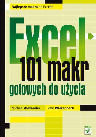 """""""Excel. 101 makr gotowych do użycia"""" - John Walkenbach przedstawia najczęściej używane  narzędzia Microsoft Excel.   #helion #ksiazka #biuro #excel"""
