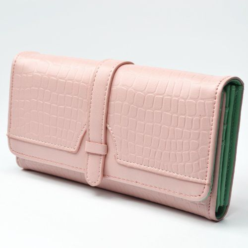 KLOUD ® Pink synthetic leather drawstring style double button women wallet KLOUD,http://www.amazon.com/dp/B00BMJ0RGK/ref=cm_sw_r_pi_dp_eIFjtb0M75N3YBRV
