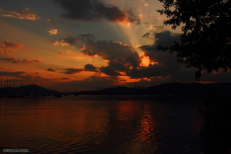Lake Worthersee Sunset (from Nezbeda Harald's Photos)