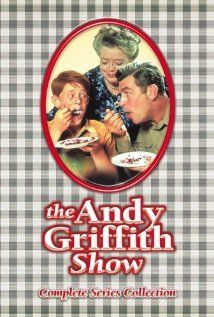 The Andy Griffith Show  Starring Andy Griffith, Ron Howard, Frances Bavier, and Don Knotts  1960 - 1968