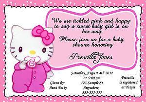 hello kitty baby shower ebay hello kitty baby shower ideas 300x210
