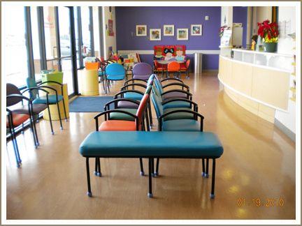 Cool Pediatric Office Decor Ideas On Pinterest  Clinic Design Healthcare