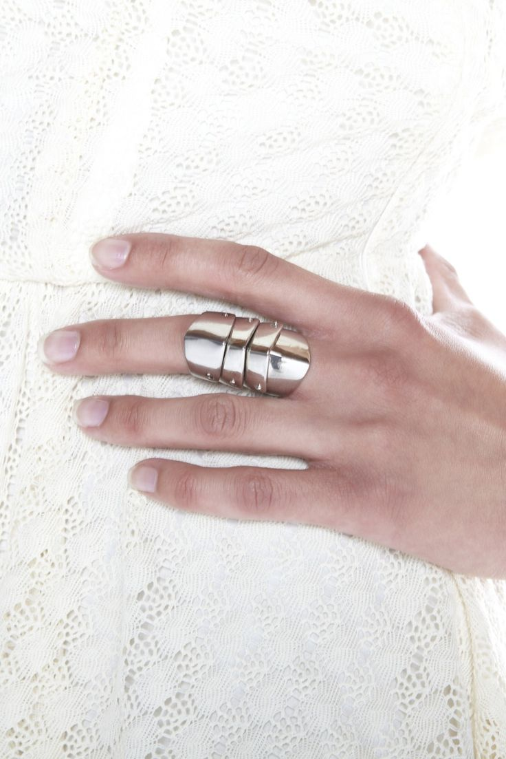 Armor-Dillo Ring