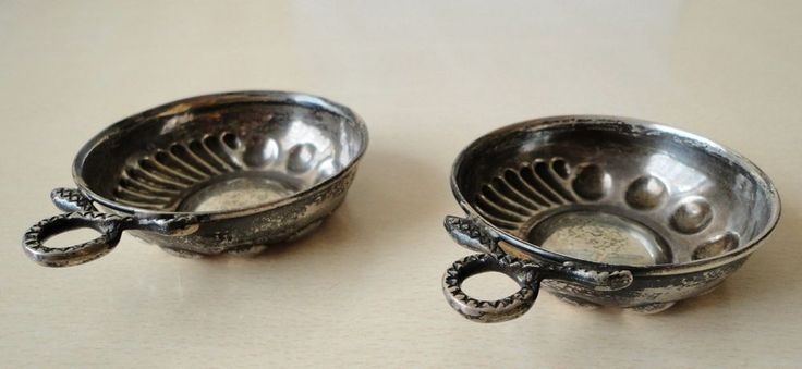 This is a set of two sterling silver bowls. | eBay!