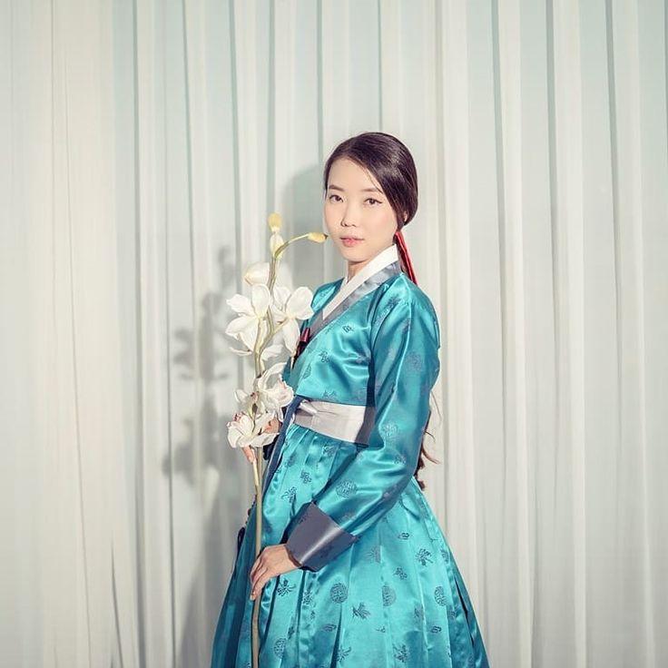 겨울, 양단한복 : 네이버 블로그 | koreanische outfits, modestil