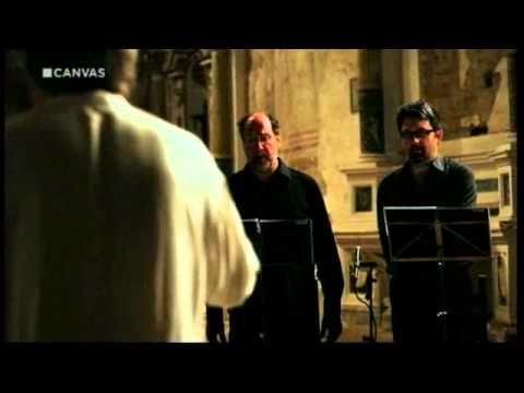 Orlando di Lasso Lagrime di San Pietro - YouTube