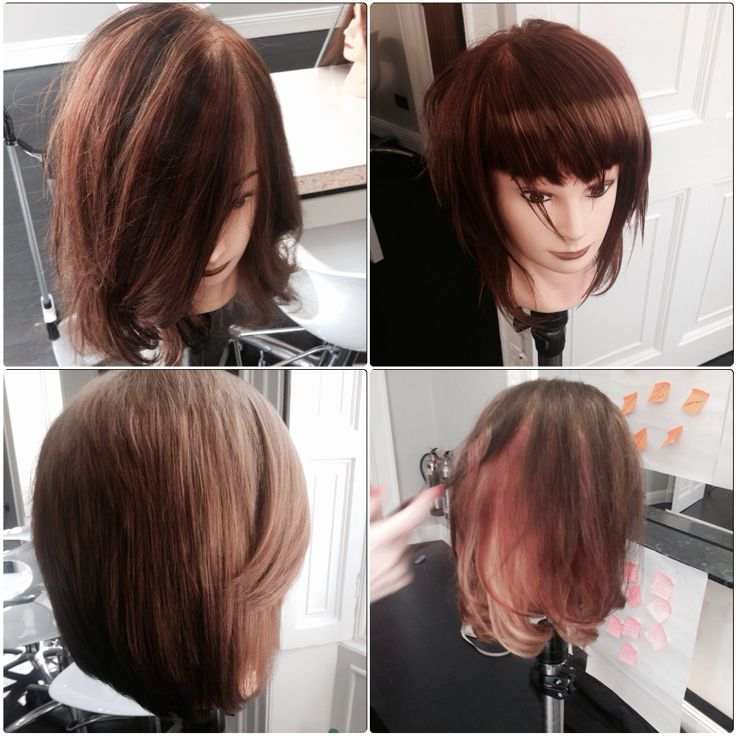 Results from day 2, clockwise from top left, panels, shine line, dark to light, and light to dark
